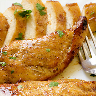 Chicken Breast With Chili