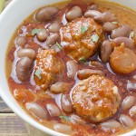 Bean Soup - delicious, homemade recipe and really easy to cook- bean soup!