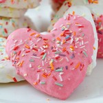 Valentine's Cookies - Featured Image
