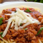 Bolognese Sauce - Featured Image