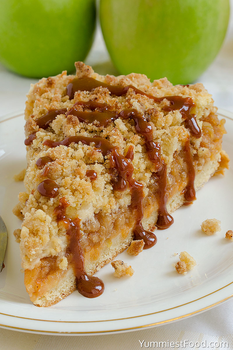 Best Apple Crumble Cake Recipe