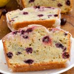 Lemon Blueberry Bread - Featured Image