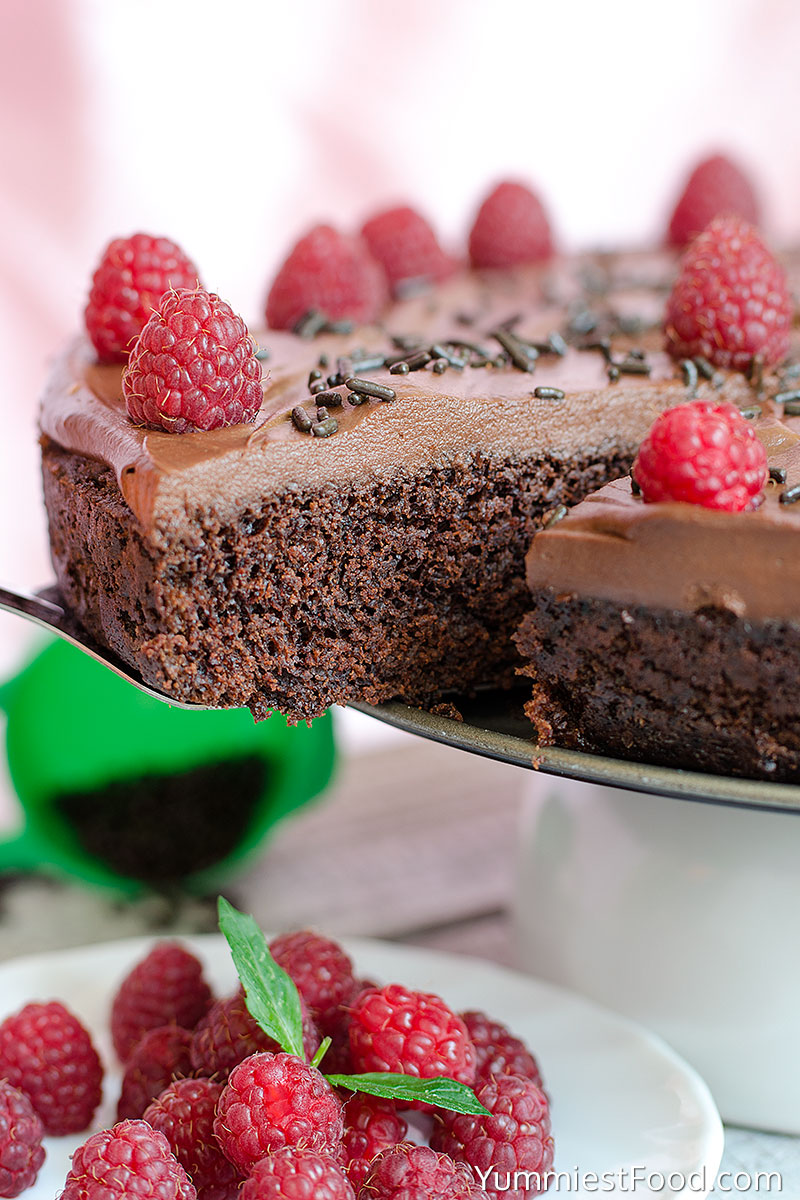 Chocolate Crazy Cake