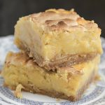 Lemon Cheesecake Bars - Featured Image