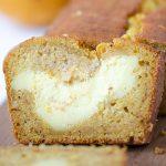 Cream Cheese Pumpkin Bread - Featured Image