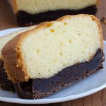 Brownie Butter Cake - Featured Image