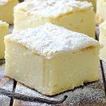 Vanilla Custard Slice - Featured Image