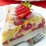 Strawberry Cake - Featured Image