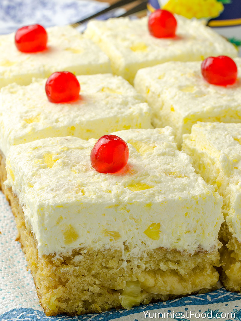 easy pineapple cake easy pineapple cake recipe from yummiest food cookbook 3801
