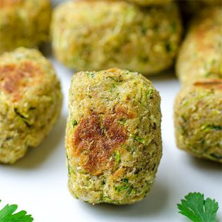 Easy Zucchini Tots Recipe