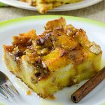 Easy Pumpkin French Toast Bake - Featured Image