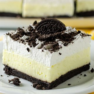 No Bake Oreo Vanilla Pudding Cake Recipe