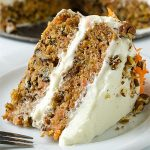 Homemade Carrot Cake Recipe - Featured Image