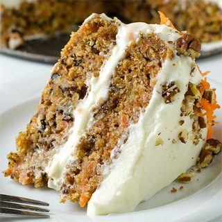 Homemade Carrot Cake