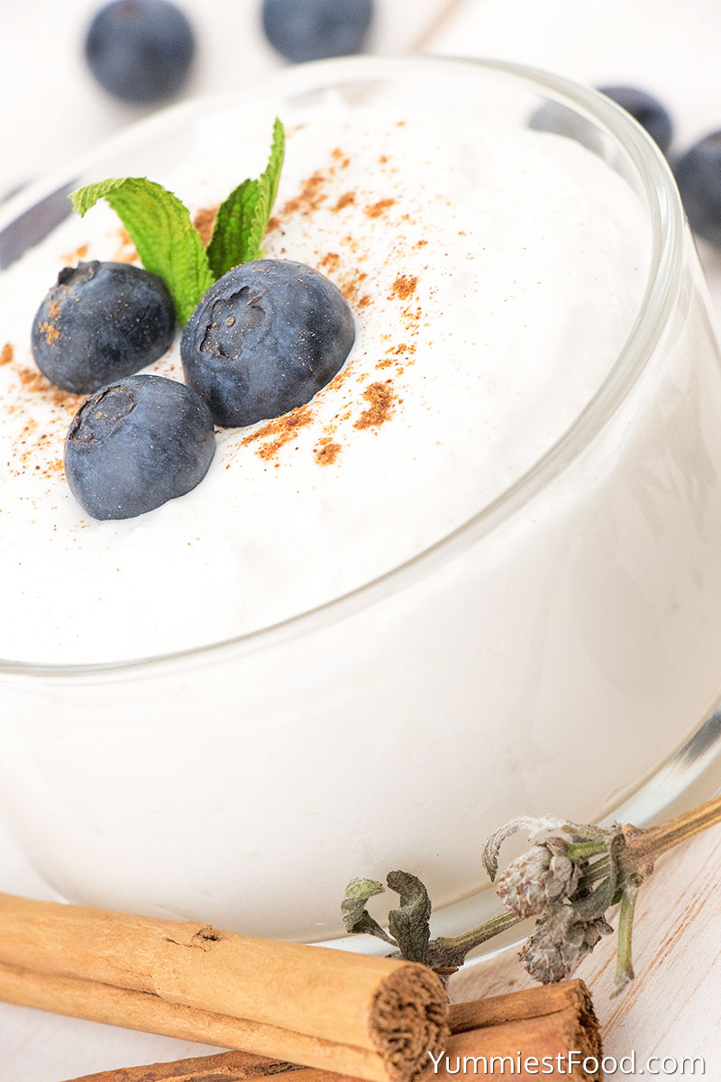 Keto Rice Pudding Recipe