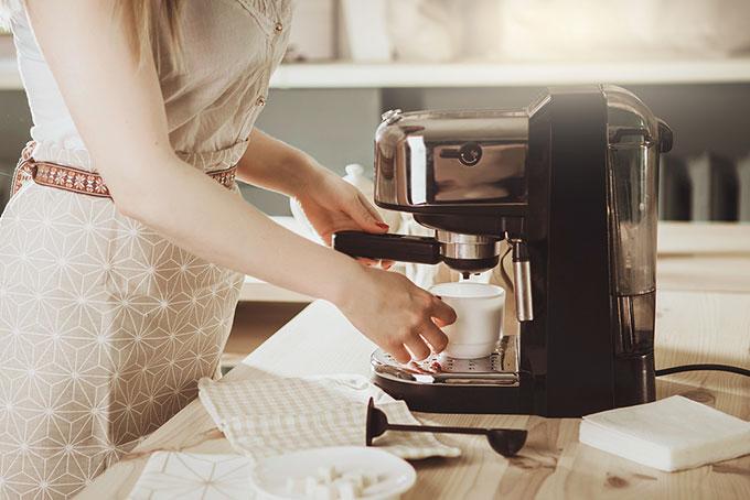 Coffeem Machine