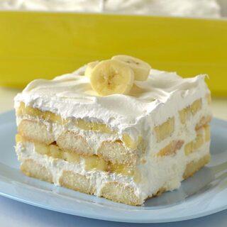 Banana Tiramisu Recipe - Featured Image