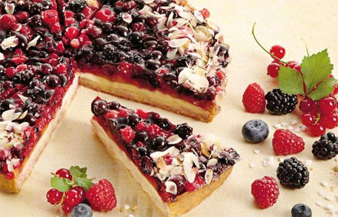 mazarin cake